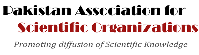 Pakistan Association for Scientific Organizations